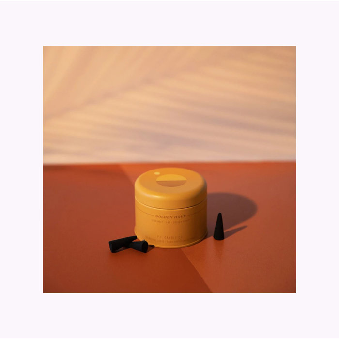 Pf Candle Co. Golden Hour Incense - Sunset Collection