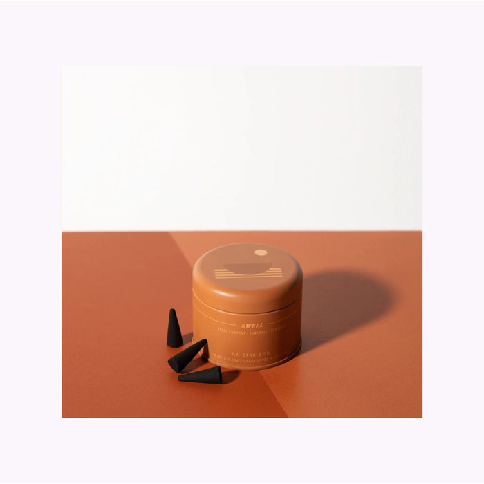 Encens en cônes Pf Candle Co. Swell - Collection Sunset