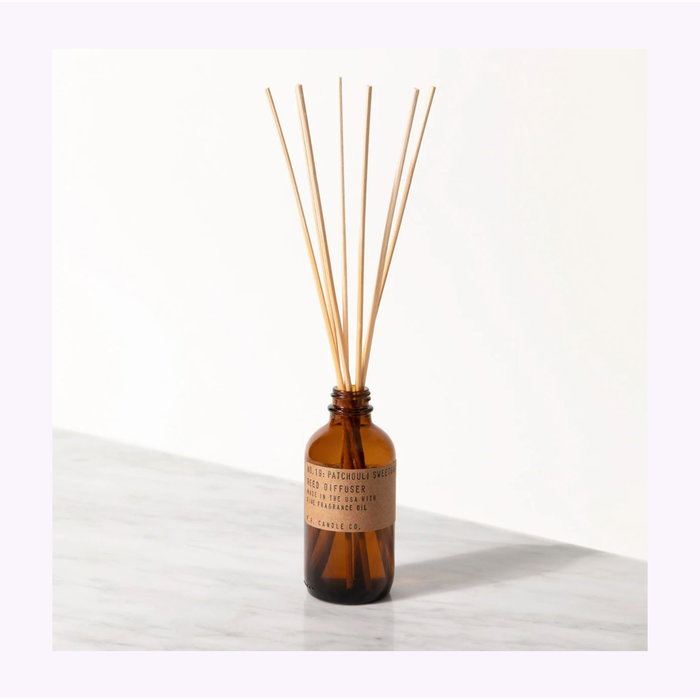 Pf Candle Co. Patchouli Sweetgrass Diffuser