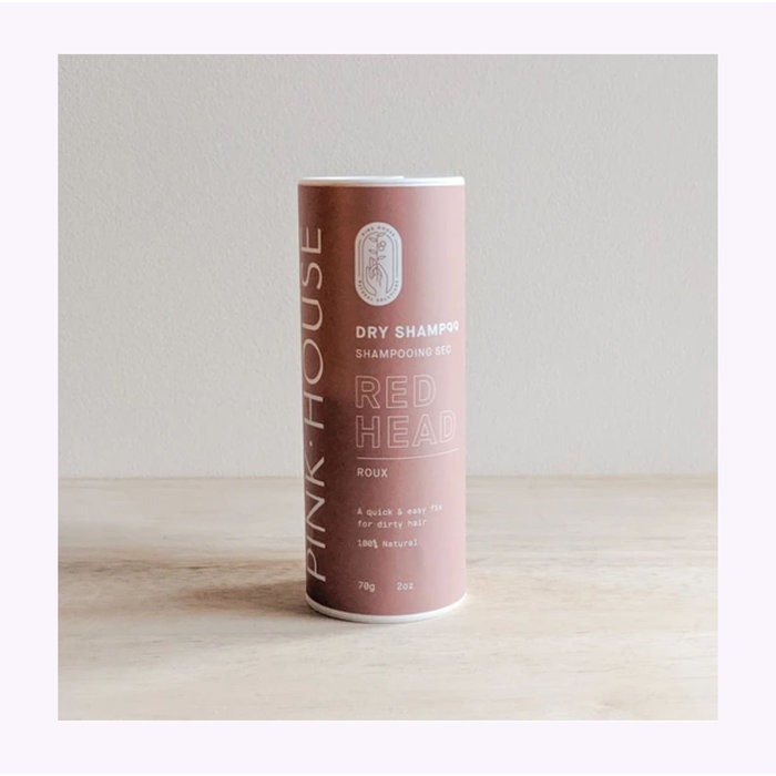 Pink House Red Head Dry Shampoo