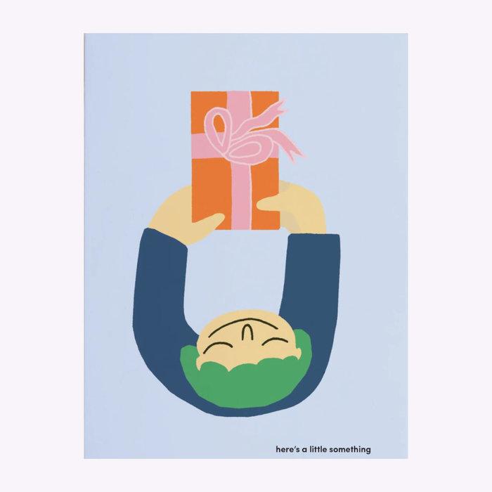Poketo Poketo Little Something Birthday Card