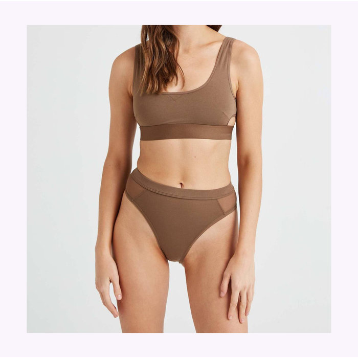 Bralette Cub Scoop Richer Poorer