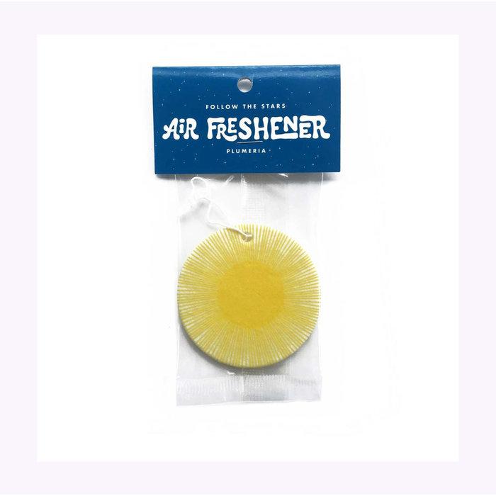 Three Potato Four Sun Air Freshener