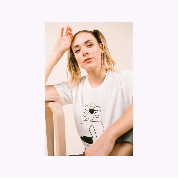 Les Beaux Jours White Character T-shirt