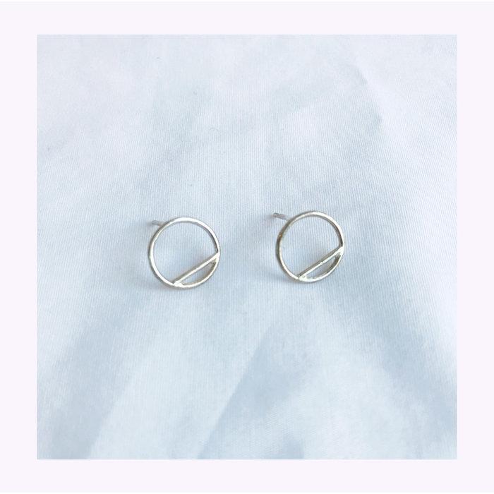 Marmod8 Geometric Earrings
