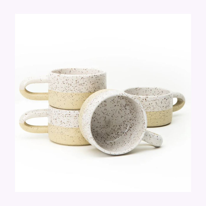 Dompierre Dompierre Small Speckled Mug