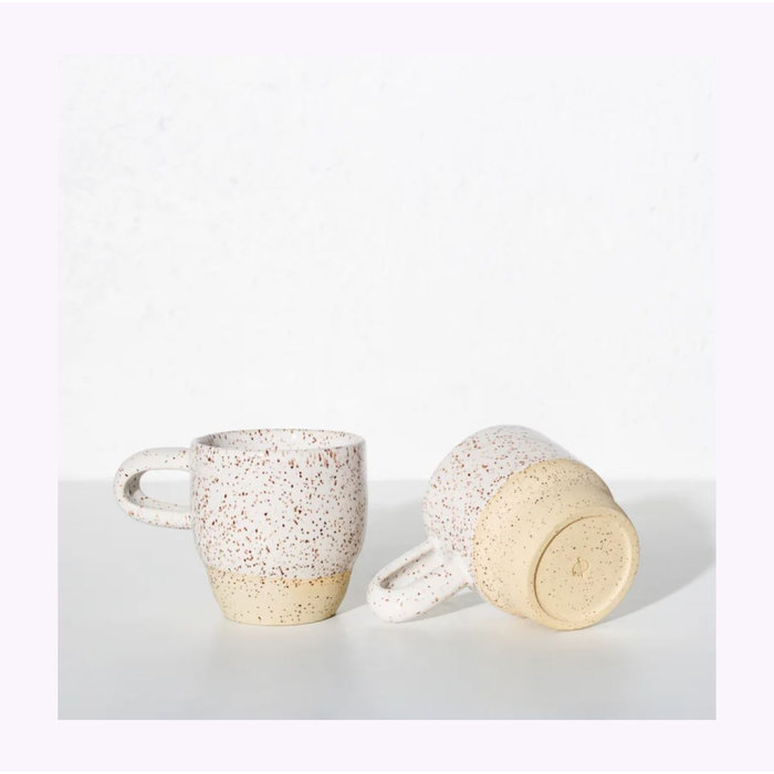 Dompierre Large Speckled Mug
