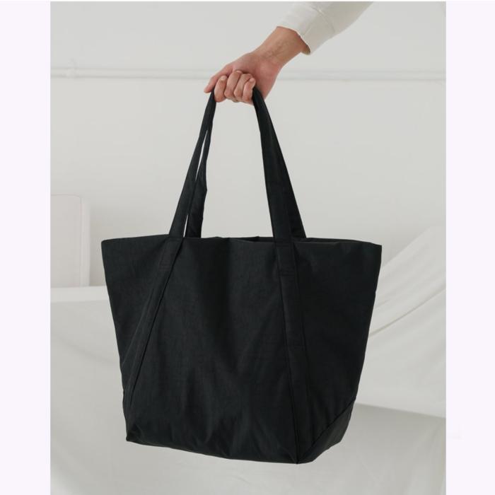 Baggu sac à main Baggu Black Cloud Bag