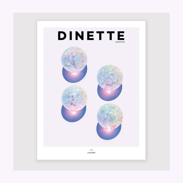 Dinette Dînette Magazine - Number 19