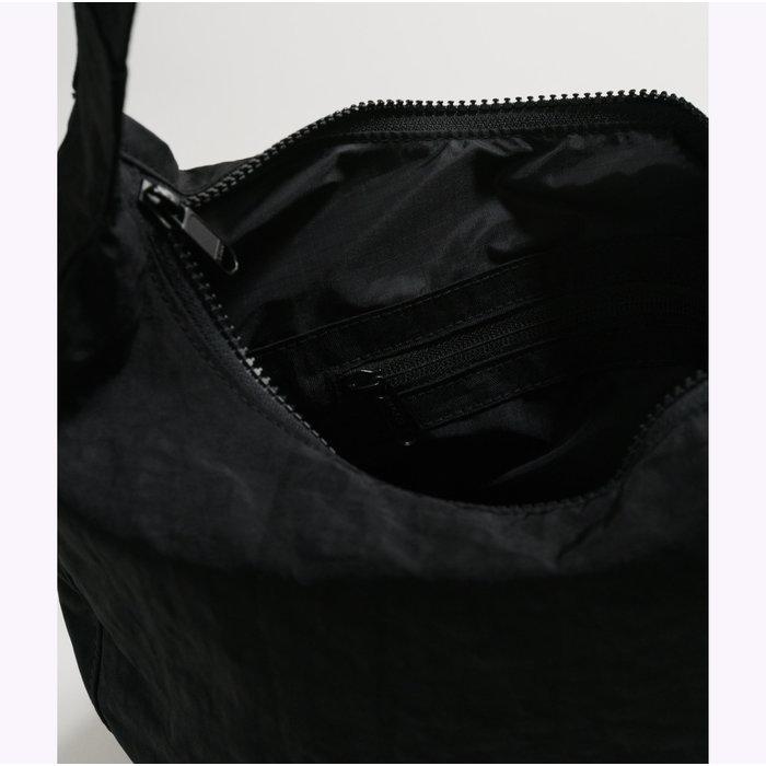 Baggu Black Crescent Bag