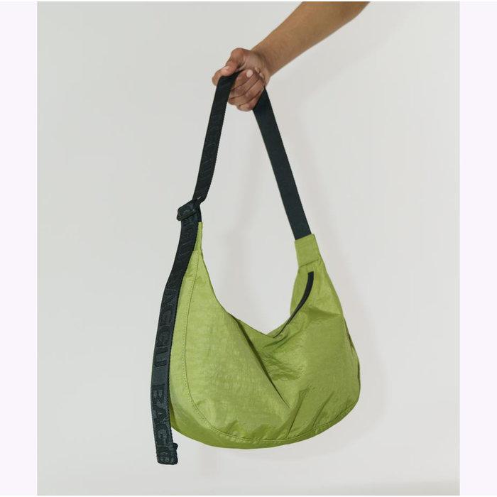 Baggu Apple Green Crescent Bag