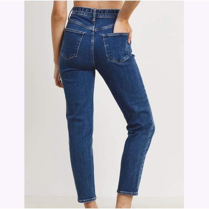 JBD Button Down Mom Jeans