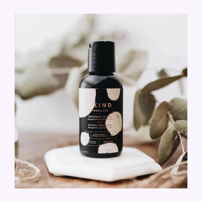 Bkind Bkind Bergamot and Hô Wood Deodorant
