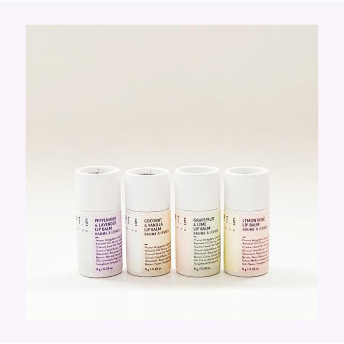 Baume à lèvres compostable Apt. 6 Co