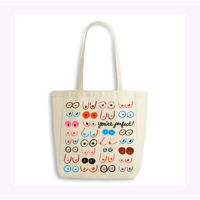 The Found You're Perfect Tote Bag