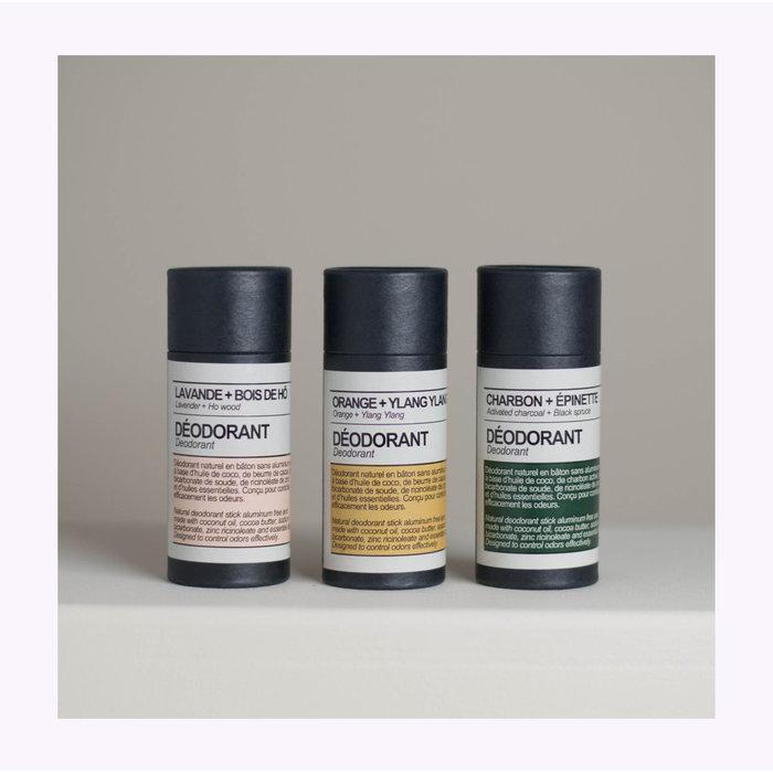 Maison Stoï Orange + Ylang Ylang Deodorant