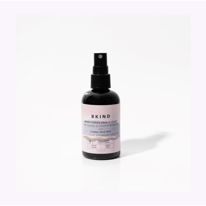 Bkind Blueberry Facial Floral Mist