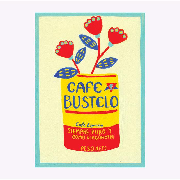 Cora Rose Nimtz OG Cafe Print