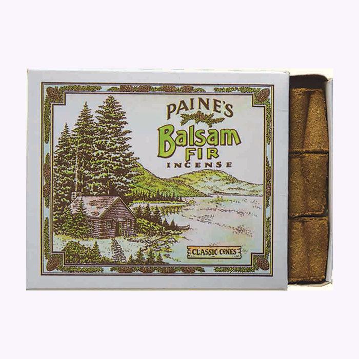 Paine's Encens au bois de Baume en cônes Paine's