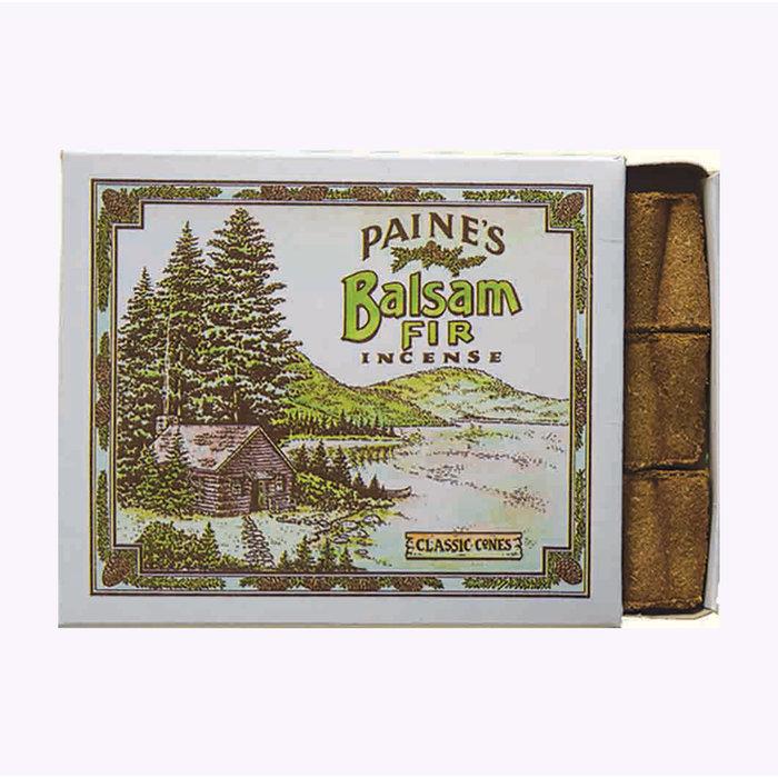 Paine's Balsam Incense Cones