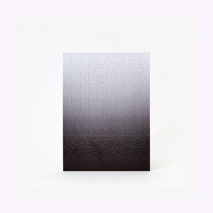 AREAWARE Areaware Gradient Puzzle Black/White