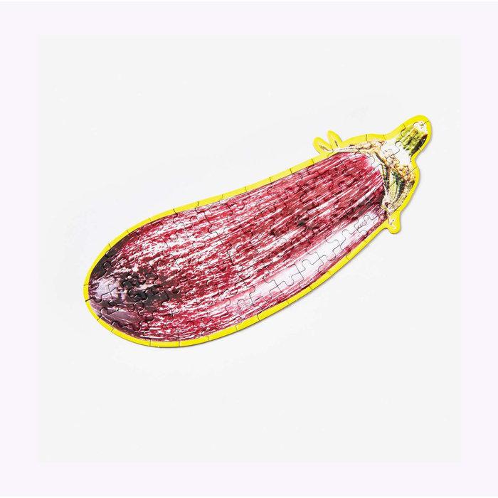 Areaware Eggplant Puzzle