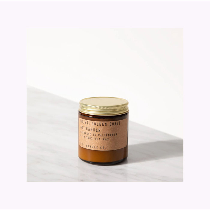 Pf Candles Co. Mini Golden Coast Candle