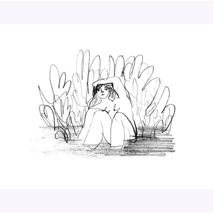 Julia GR Bathing Print