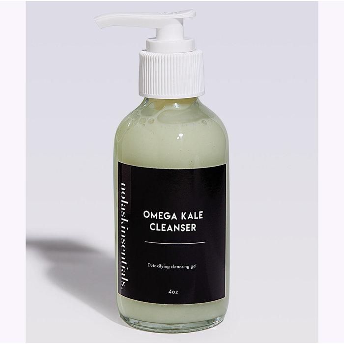 Nola Skinsentials Omega Kale Facial Cleanser
