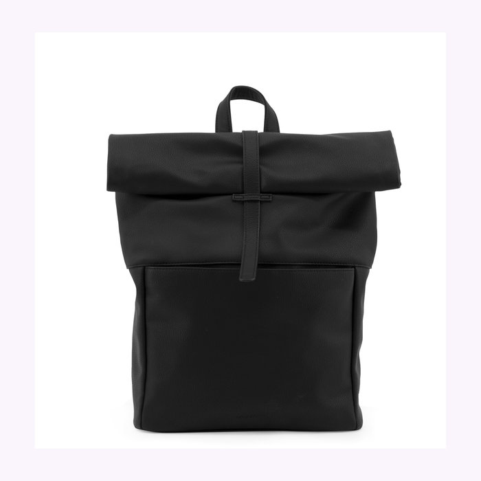 Monk & Anna Monk & Anna Black Herb Backpack