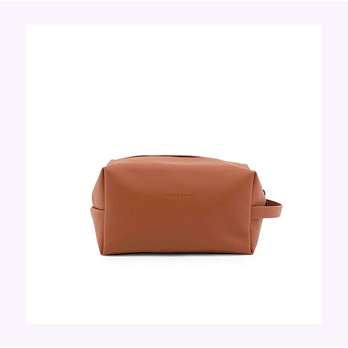 Monk & Anna Burnt Orange Toiletry Bag