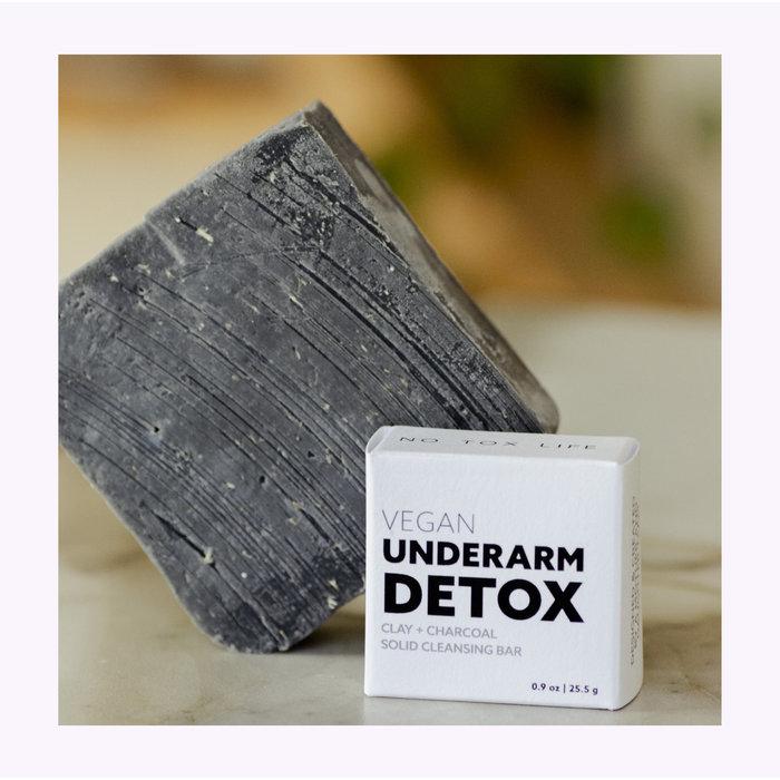 Savon detox pour aisselles au charbon No Tox Life