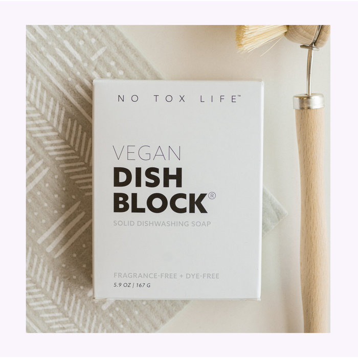No Tox Life Dish Washing Block 5.9oz