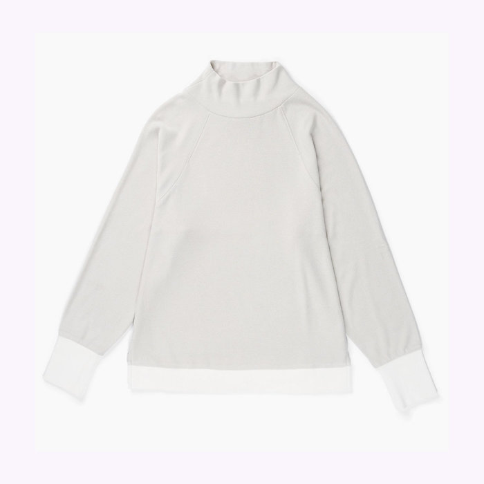 Richer Poorer Richer Poorer Long Sleeve Cream Knitted Sweater