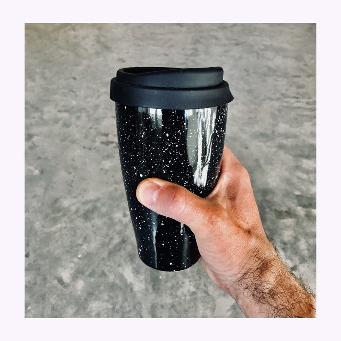 Not Made in China Hugo Didier Night Sky Travel Cup