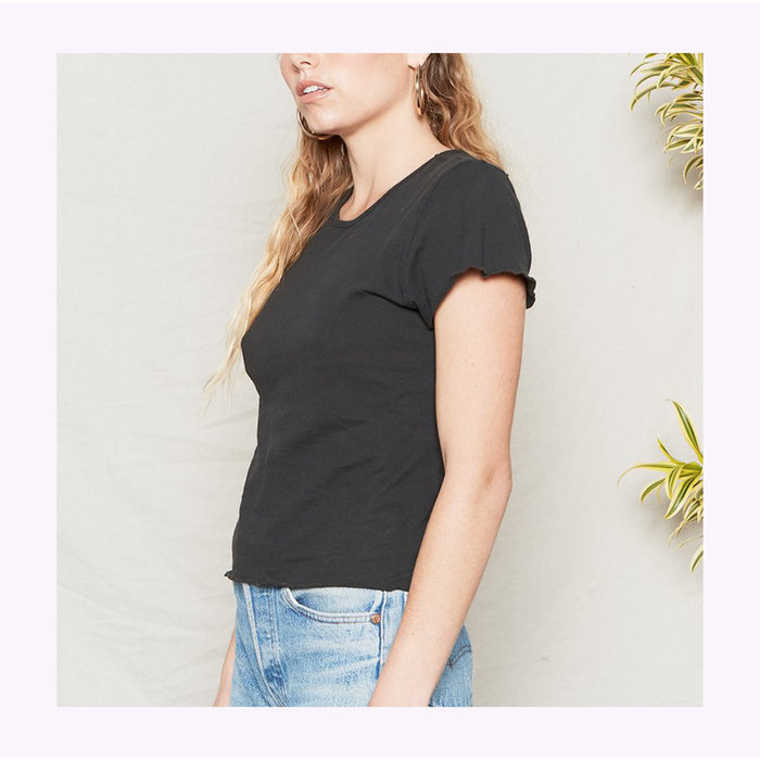Back Beat co. O.G. Baby Vintage Black T-Shirt