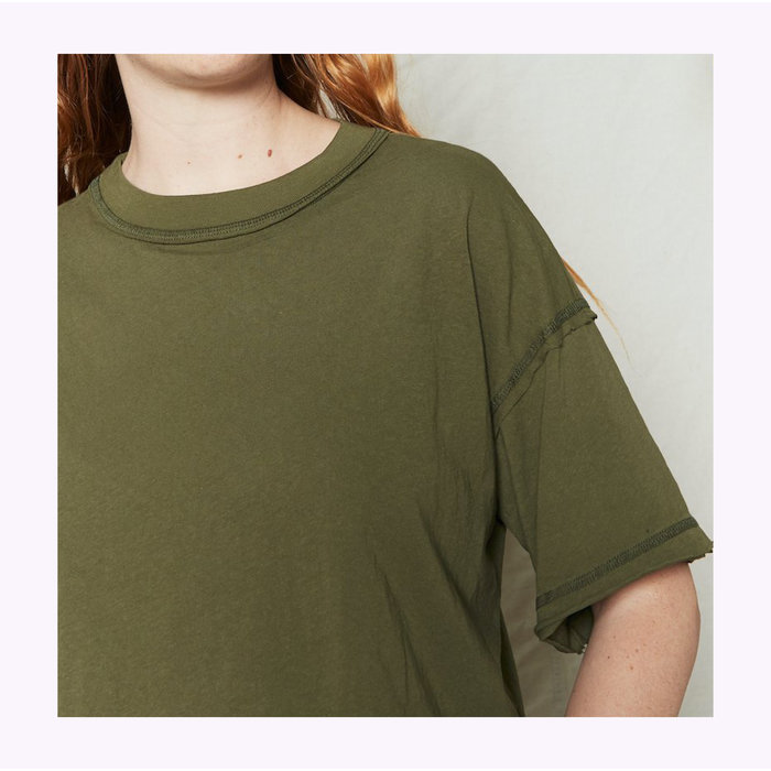 Back Beat co. BFF Army T-Shirt