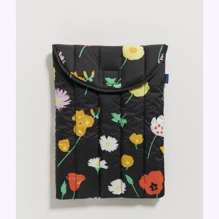 "Baggu pochette Baggu Desert Wildflowers Puffy Laptop Sleeve 13"""
