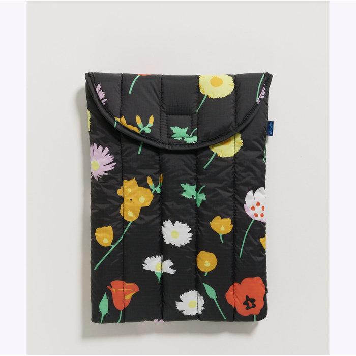 """Baggu Desert Wildflowers Puffy Laptop Sleeve 13"""""""