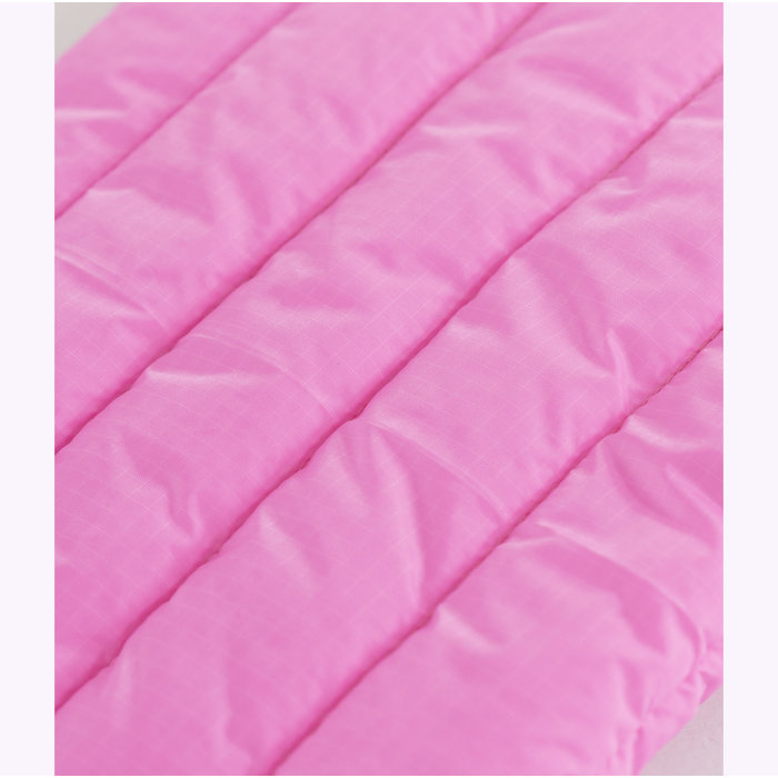 "Baggu Bright Pink Puffy Laptop Sleeve 16"""