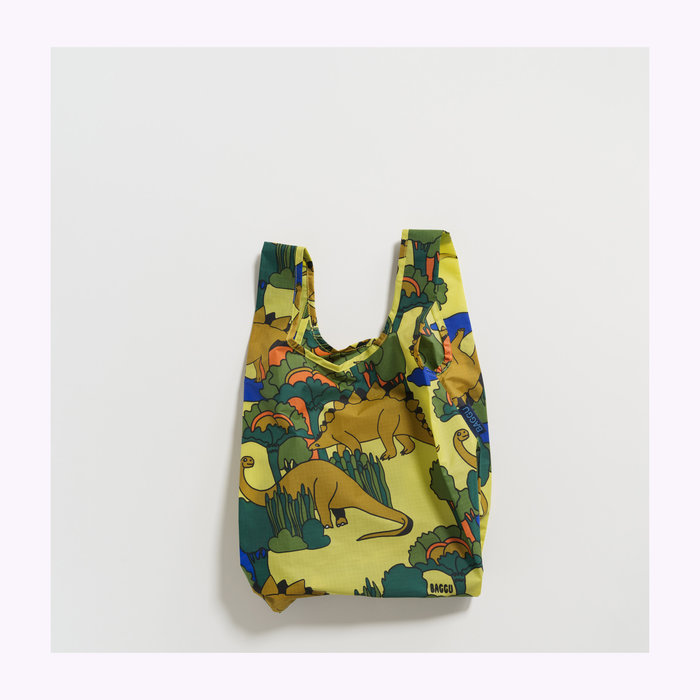 Baggu sac réutilisable Baby Baggu Dinosaurs Reusable Bag