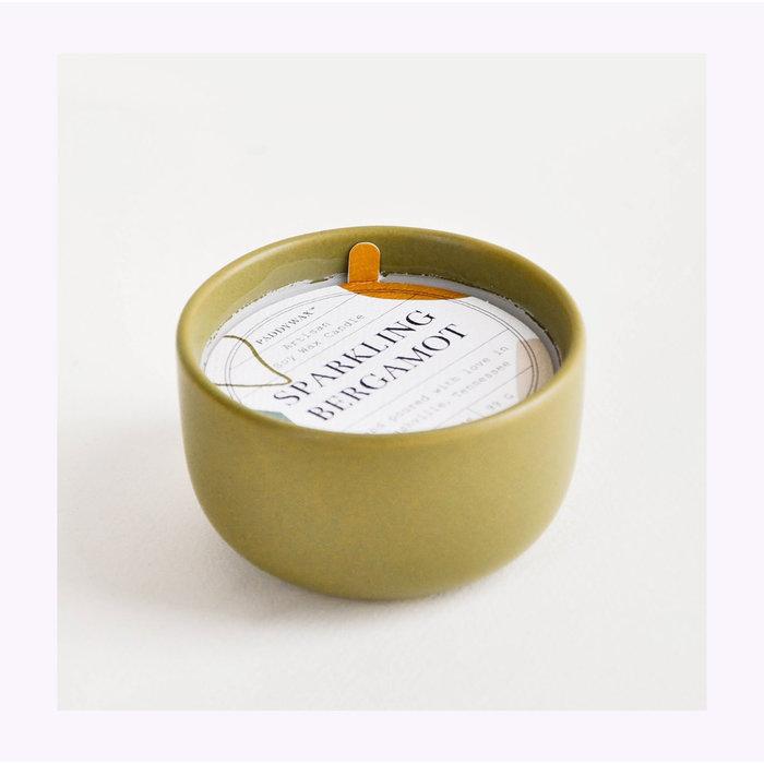 Paddywax Wabi Sabi Sparkling Bergamot 3.5oz