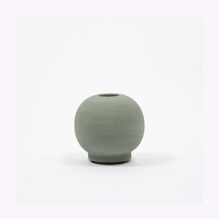 House Doctor House Doctor Dark Green Mini Bobbles Vase