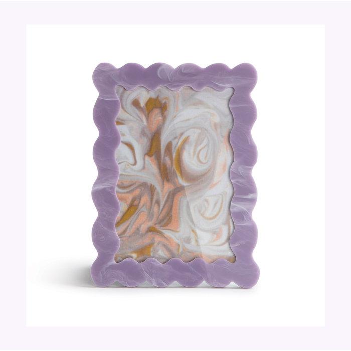 &Klevering Lilac Photo Frame