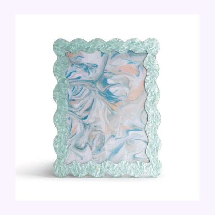 & Klevering &Klevering Mint Photo Frame