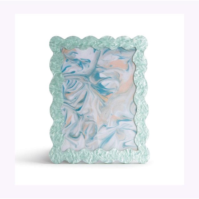 &Klevering Mint Photo Frame