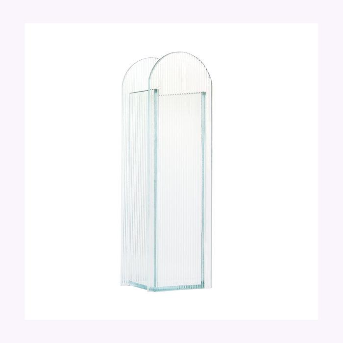 & Klevering &Klevering Riffle Arch Vase