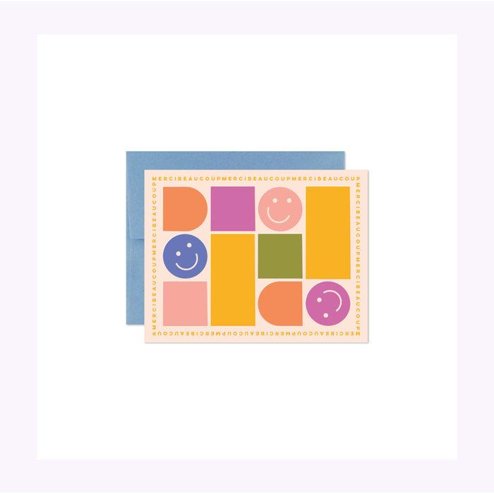 Carte de souhait Playground Marlone