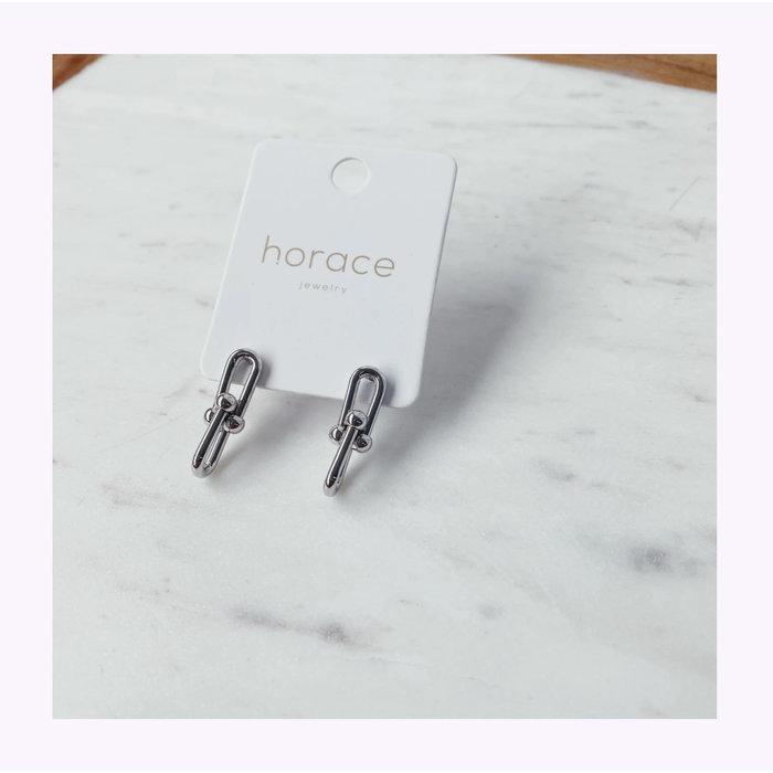 Boucles d'oreilles Horsata Horace