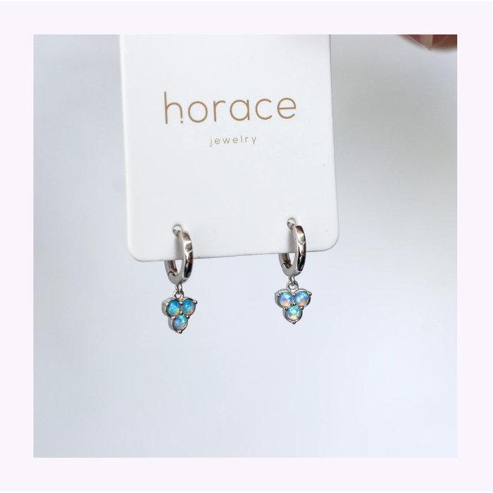 Boucles d'oreilles Opala Horace